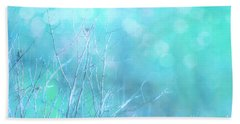 Serene Beach Towel by Beve Brown-Clark Photography