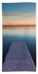 Serene Morning Beach Sheet
