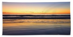 Serenity Sunset Beach Sheet