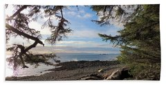 Serenity Surroundings  Beach Towel