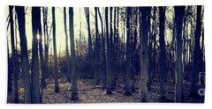 Series Silent Woods 1 Beach Sheet