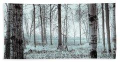 Series Silent Woods 2 Beach Sheet