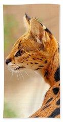 Serval - Extreme Hunter Beach Towel