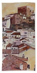 Setenil Fortress Beach Towel