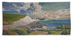 Seven Sisters Beach Towel