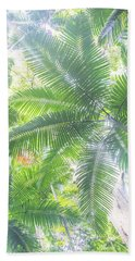 Shade Of Eden  Beach Towel