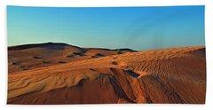 Shades Of Sand Beach Sheet