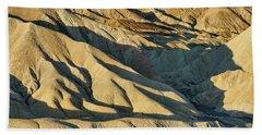 Shadow Delight Beach Sheet