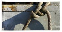 Shadow Knot - 365-348 Beach Sheet