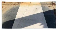 Shadow Lines Beach Sheet