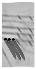 Shadow Notes 2006 1 0f 1 Beach Towel