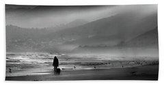 Shadow Of A Doubt Beach Sheet