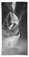 Shadows In Antelope Canyon Beach Towel