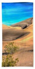 Shadows In The Sand Beach Sheet