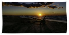 Shadows Beach Towel