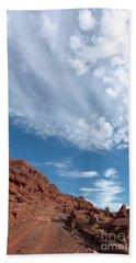 Shafer Canyon Beach Towel