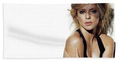 Shakira Isabel Mebarak Beach Towel