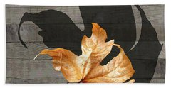 Beach Towel featuring the photograph Shall We Tango by I'ina Van Lawick