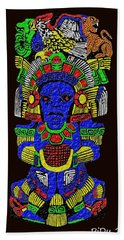 Shaman Beach Towel