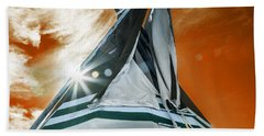 Shamans Tipi Beach Sheet