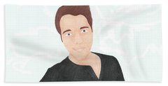 Shane Dawson Beach Towel