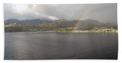 Roseau Dominica Beach Sheet