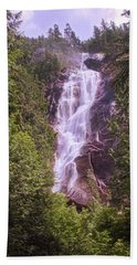 Shannon Falls Beach Towel