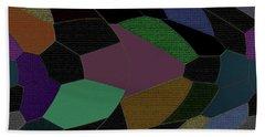 Shards Of Glass Beach Sheet