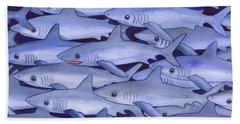 Sharks Beach Sheet
