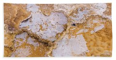 Shattered Heart - Love Yellowstone 5 Beach Towel