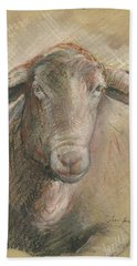 Sheep Head Beach Towel