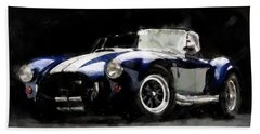 Shelby Cobra - 07 Beach Sheet