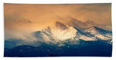 She'll Be Coming Around The Mountain Beach Towel by James BO  Insogna