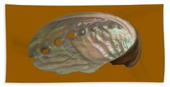 Shell Transparency Beach Towel