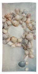 Shell Wreath Beach Sheet