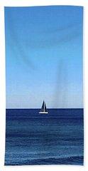 Shelley Park No. 61-1 Beach Towel by Sandy Taylor