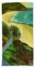 Shelly Beach Beach Towel