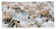 Shells 2 Beach Towel