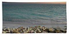 Shells On The Shore Beach Sheet
