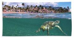 Sheraton Maui Beach Towel