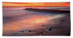 Sheridan Sunrise Beach Towel