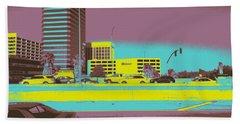Sherman Oaks Beach Towel