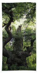 Sherwood Forest Beach Towel by Martin Newman