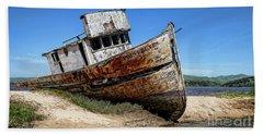 Shipwreck Beach Sheet