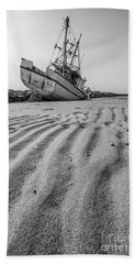 Shipwreck Provincetown Beach Towel