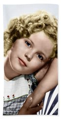Shirley Temple Beach Towel by Granger