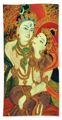 Shiva Shakti Beach Sheet