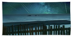 Shooting Stars Beach Towel