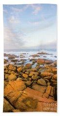 Beach Sheet featuring the photograph Shore Calm Morning by Jorgo Photography - Wall Art Gallery