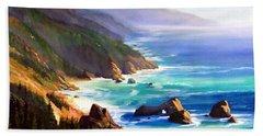 Shore Trail Beach Towel